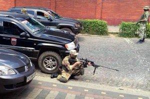 Бандиты из «Право-еврейского Сектора» в Мукачево готовы сдаться