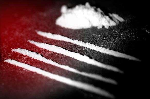 наркотики, белый порошок