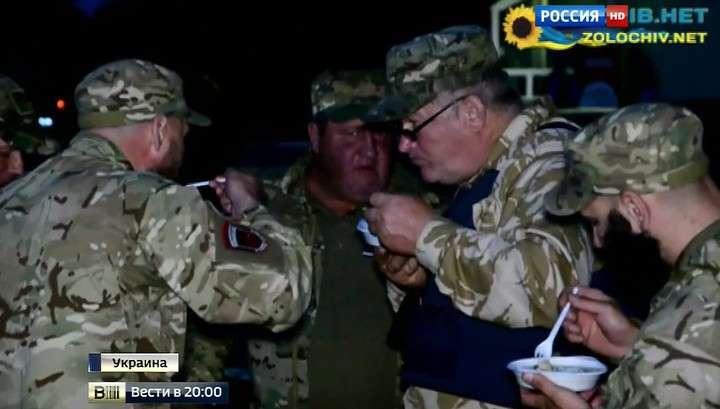 «Правый сектор» раскалывает Украину: гражданская война вышла за пределы юго-востока