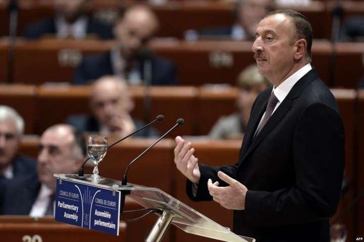 СМИ: Алиев усомнился в необходимости интеграции с Европой