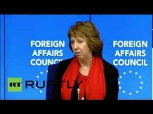 Евросоюз ввёл санкции против Украины