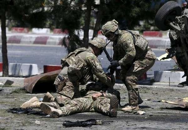 Белый дом мирно тратит на войну в Афганистане $4 млн. в час