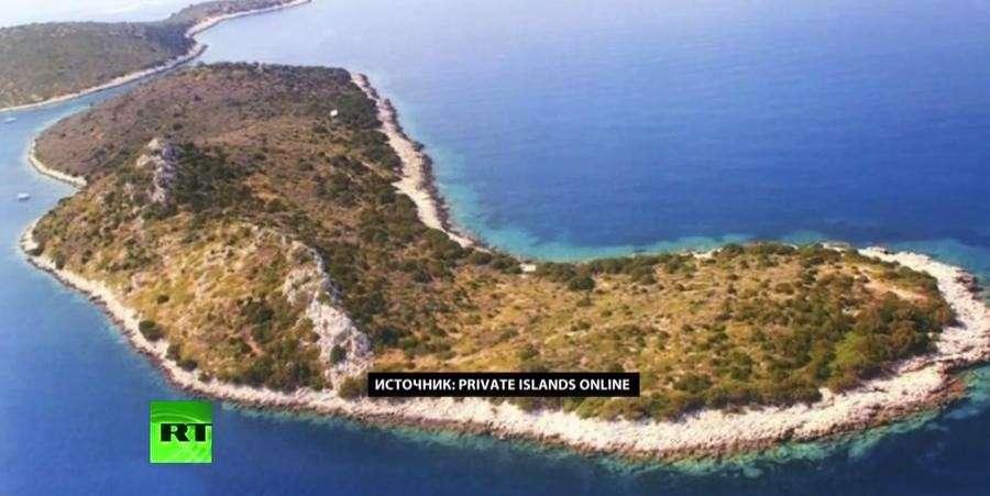Чтобы заплатить долги, Греция выставила на продажу острова