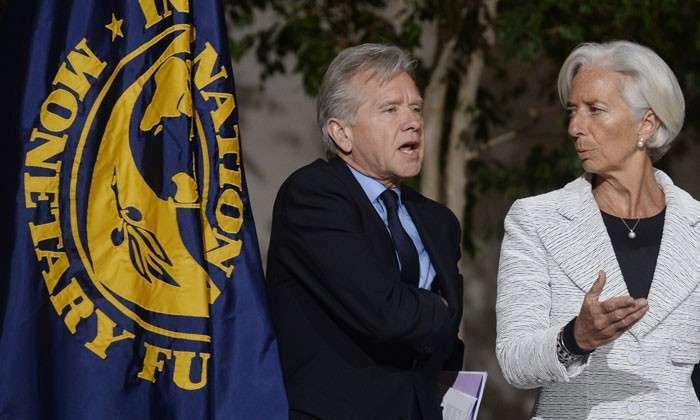 Бесплатный сыр МВФ. Западные «спасители» дают Украине кредиты на условиях, которые уничтожат ее «незалежность»