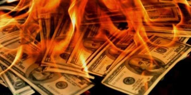 Дедолларизация: карта краха доллара