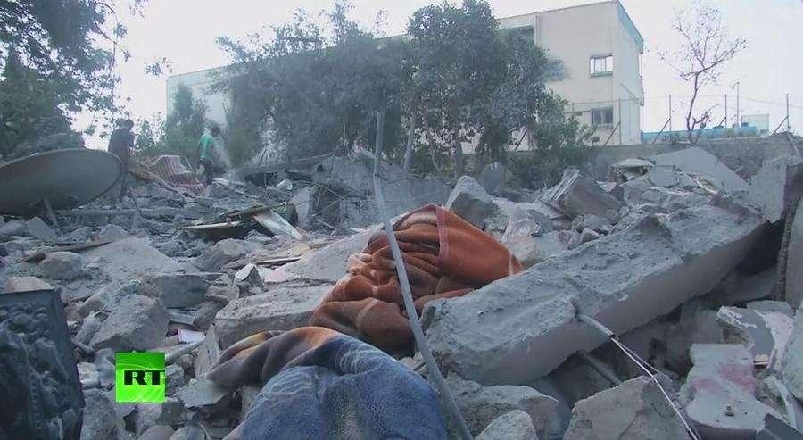 Военные преступления Израиля остаются безнаказанными