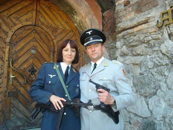 Одесса-мама: Начальник ГосЧС в Одесской области сфотографировался в нацистской форме