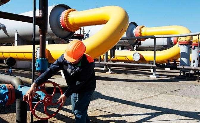 ЕС закручивает «Газпрому» вентиль