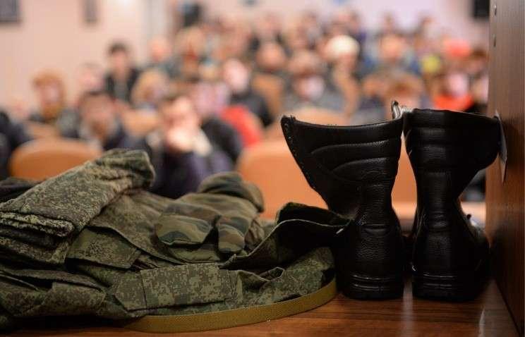 По итогам весеннего призыва более 150 тыс. человек пошли служить в Российскую Армию