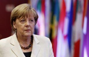 Меркель заявила, что списание долгов в валютном союзе невозможно