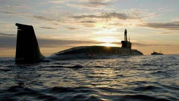 У латвийских берегов идентифицировали несколько российских подводных лодок