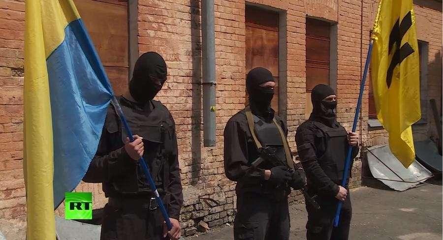 Если бы Киев хотел взять под контроль «Правый сектор», он бы это сделал