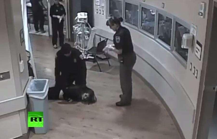 Полицейские в США видят, что им всё сходит с рук