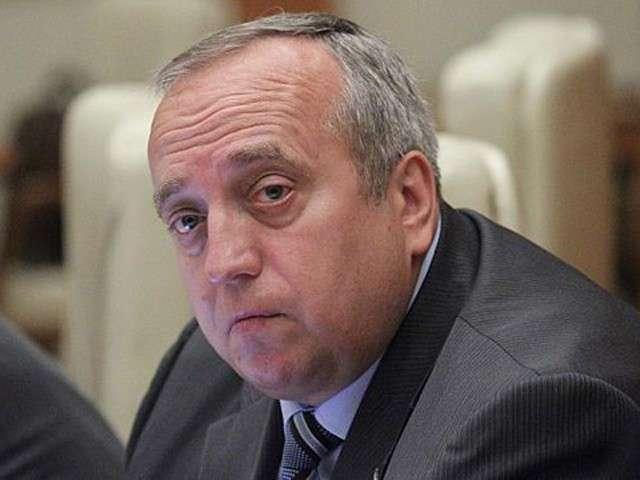 Клинцевич: Евросоюз и США хотят гражданской войны на Украине
