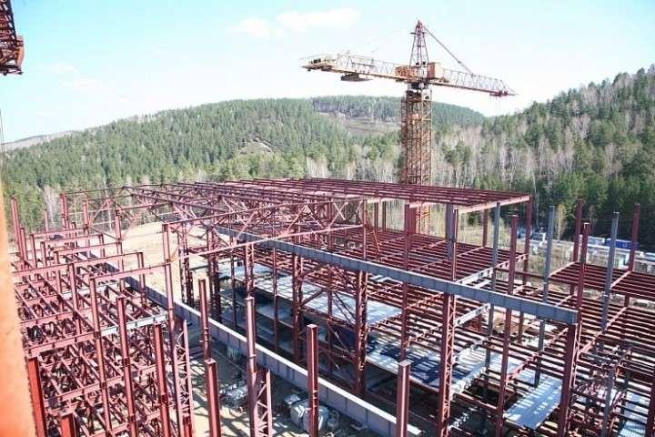 В Красноярском крае идет строительство новых корпусов для производства космических спутников