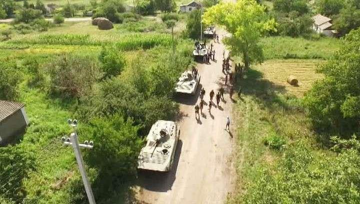 Нужна ли Киеву демилитаризация Донбасса?