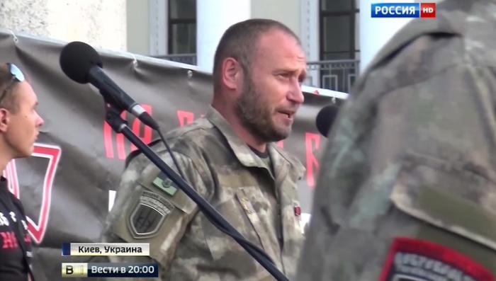 Беню Коломойского заподозрили в финансировании «Правого сектора»