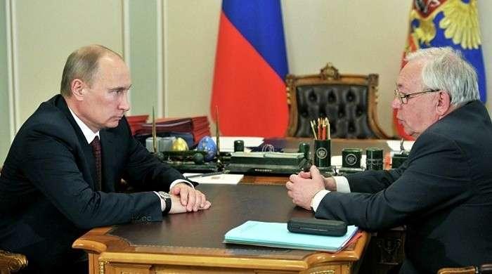 Владимир Путин отправляет на Украину специального представителя