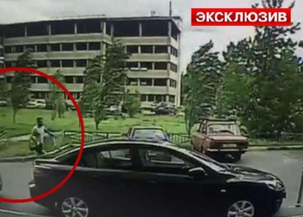 Убийца устроил засаду на помойке перед покушением в Москве
