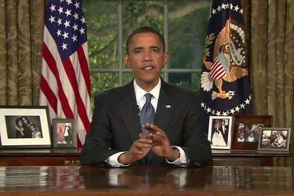 Обама налагает санкции на мир (сатира Ричарда Эдмондсона)