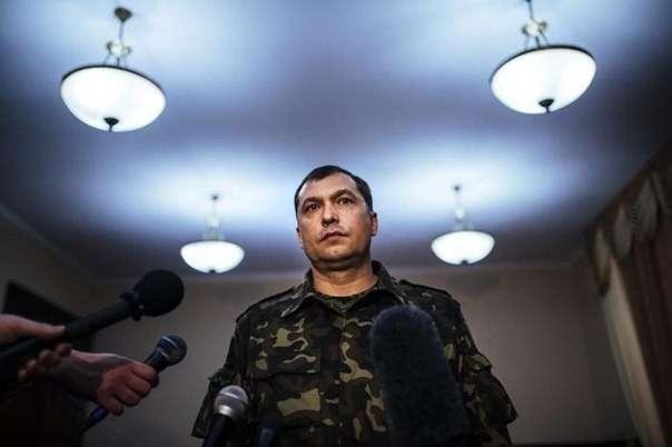 Штаб армии Юго-Востока объявил открытую войну Киеву