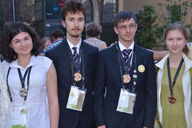 На олимпиаде по биологии в Дании школьники России завоевали две золотые медали