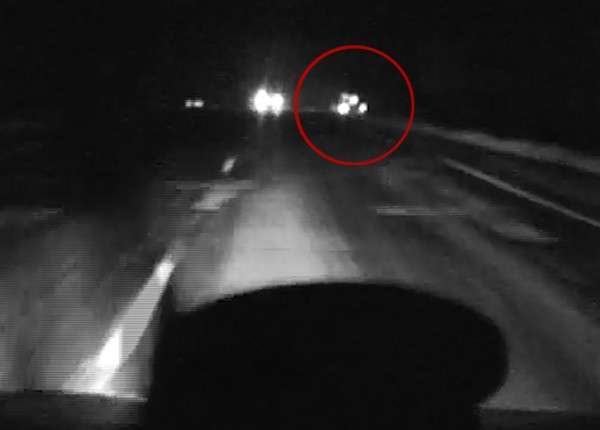 Опрокидывание автобуса под Иркутском попало на видео