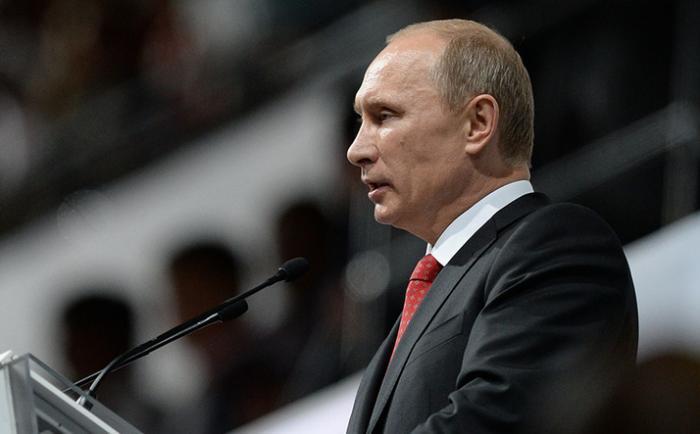 Владимир Путин завтра прилетит в Казать и примет участие в открытии ЧМ-2015 по водным видам спорта