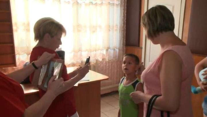 В Москве ждут спецборт МЧС с больными детьми из Донецка