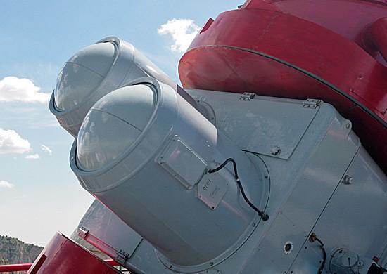 Возможности российского «Окна» по нахождению объектов в космосе увеличены вчетверо