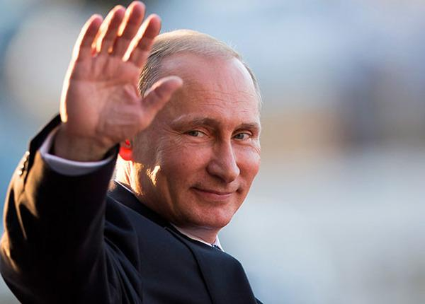 Путин пожелал спортсменам: Выигрывайте всё, пока иностранцы в шоке
