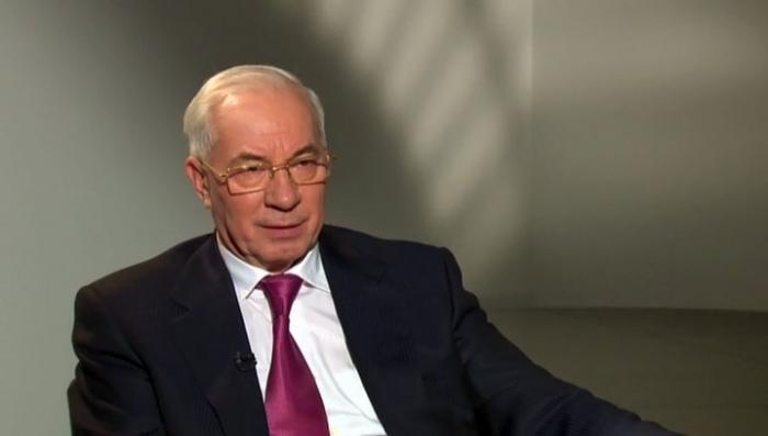 Николай Азаров считает посла США «генерал-губернатором при марионеточном правительстве»