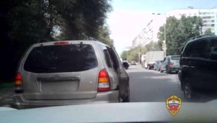 В Москве потерпевшие устроили настоящую погоню за ворами