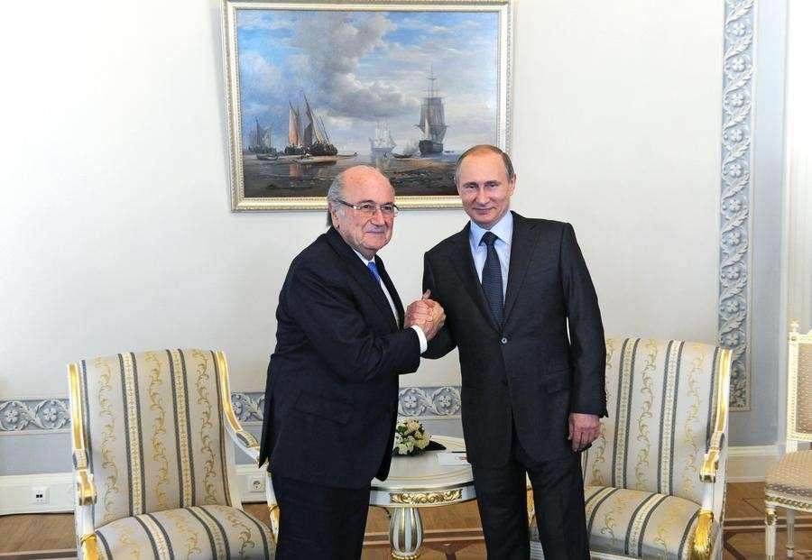 Россия сделает всё, чтобы ЧМ-2018 стал грандиозным праздником