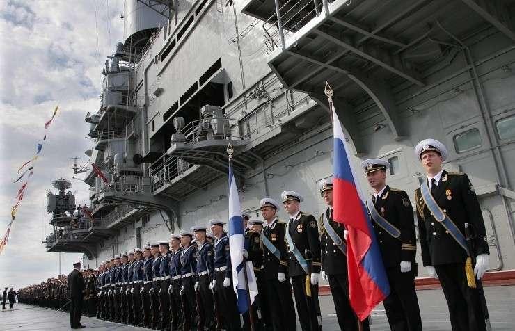 Владимир Путин примет участие в праздновании Дня ВМФ в Балтийске