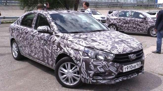 Дилеры выстроились в очередь за продукцией «АвтоВАЗа»