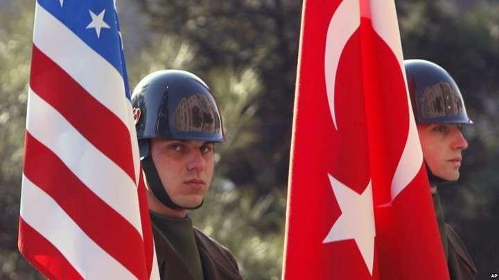 США и Турция под видом борьбы с ИГ будут пытаться свергнуть Б. Асада