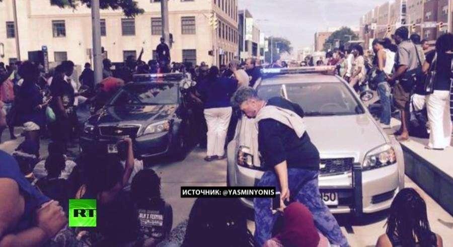 В США полицейские могут убить человека и не понести за это никакого наказания