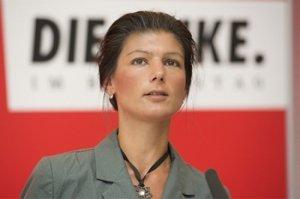 Немецкий депутат Сара Вагенкнехт требует от ЕС, прекратить финансирование войны на Украине