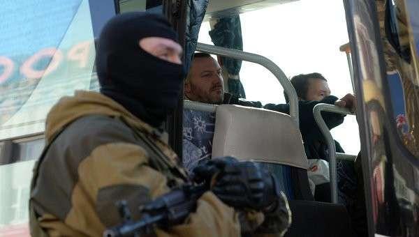 Обмен пленными на Украине, архивное фото