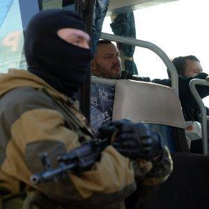 СМИ: двух российских «военных» обменяли на украинских силовиков
