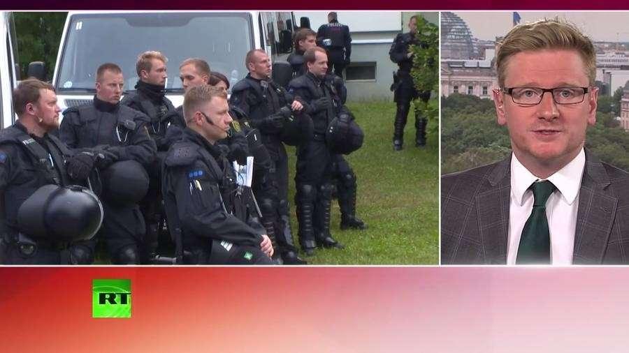 В Германии взорван автомобиль политика, защищающего мигрантов
