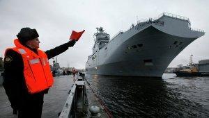 Олланд решит вопрос с поставками «Мистралей» в ближайшие недели