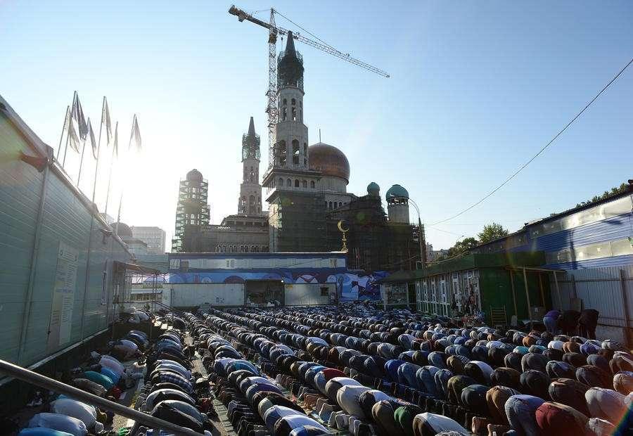 В сентябре Москву посетят лидеры исламского мира