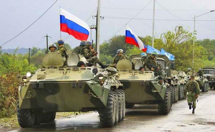 Россия готовится к отражению возможной агрессии укро-Хунты в Приднестровье