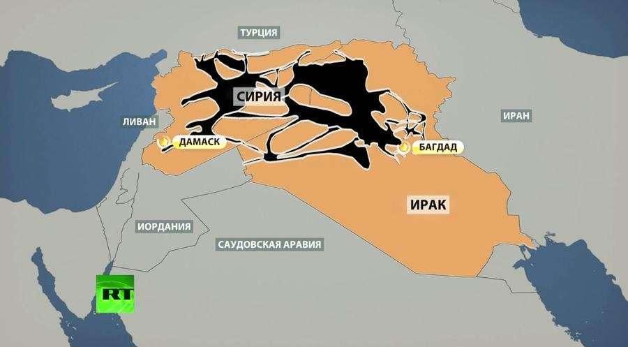 США и Турция создадут «зону безопасности» у северных границ Сирии