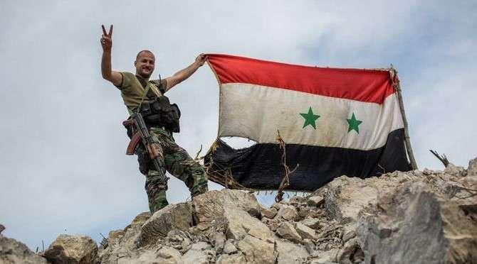 Сирийская армия освободила Аль-Хасаке