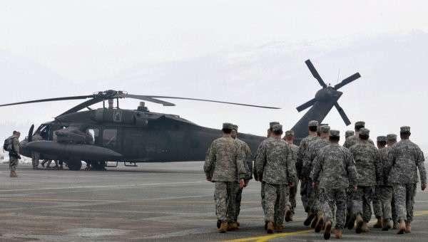 Вертолеты НАТО в Подгорице. Архивное фото