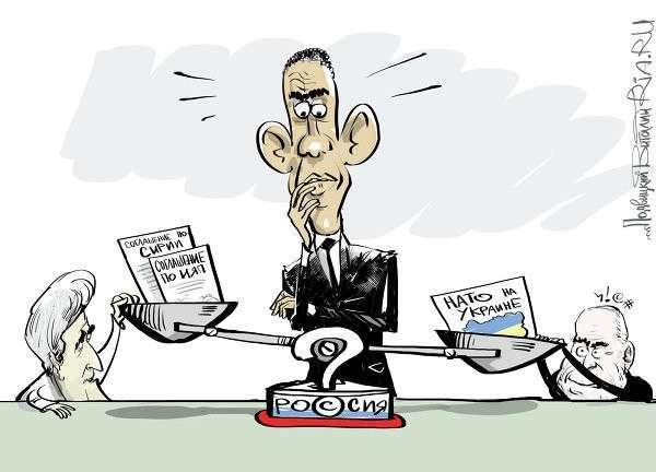 Попытки США идти на конфликт с Россией - пугающая глупость