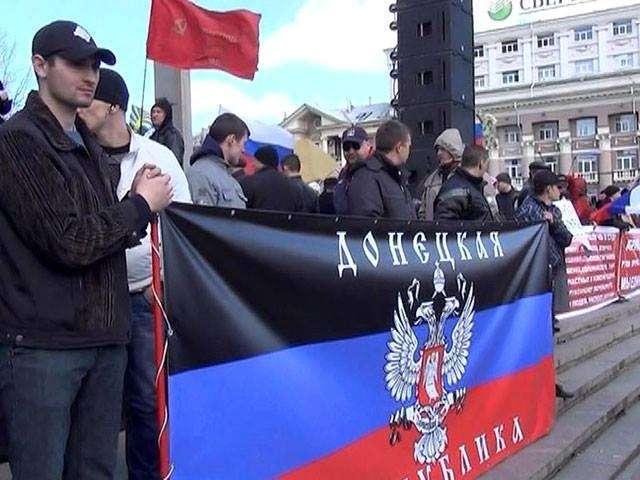 «Народное ополчение Донбасса» не справляется с потоком добровольцев